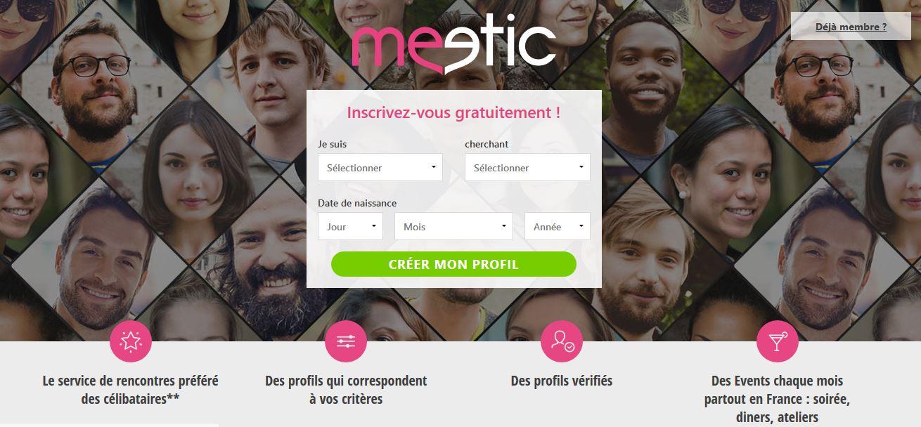 Code promo Meetic : 4,99€ en Janvier | 12 offres dispo
