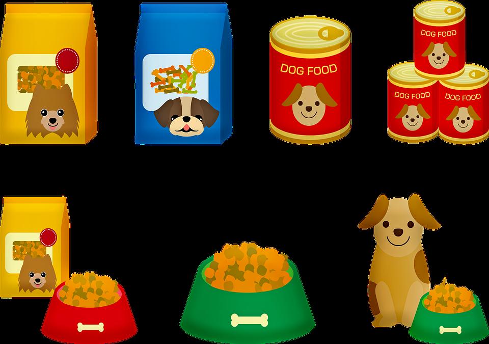 croquette pour chien