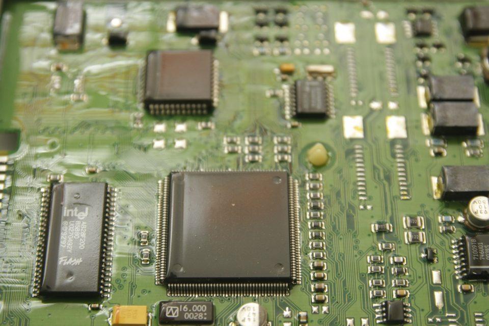 fabrication plaque électronique