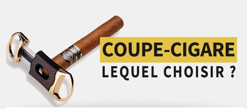 Achat coupe cigare