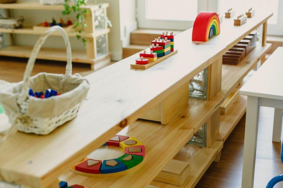 Méthode pédagogique Montessori