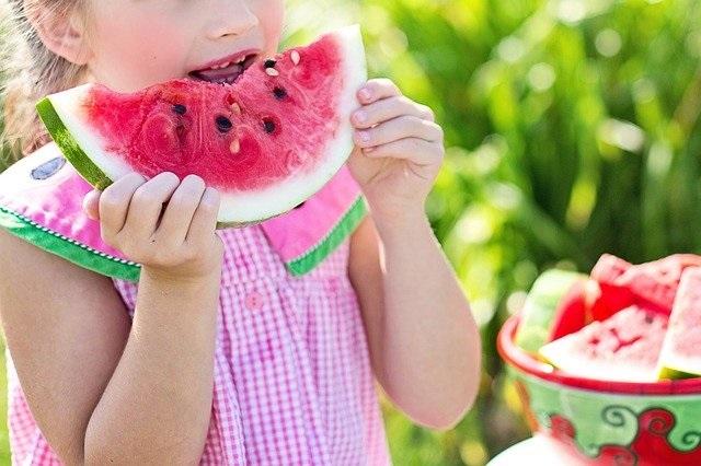 alimentation bio pour ses enfants