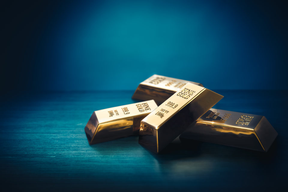 cours de l'or